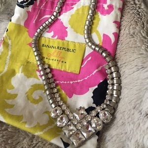 Brand new Banana Republic statement necklace